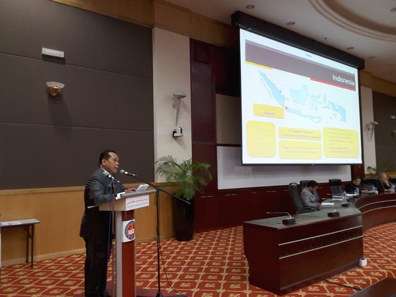 Rektor UNNES Pembicara Keynote ICETVESS 2017