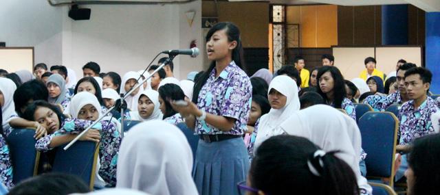 Ingin Ketahui Penerimaan Mahasiswa, Siswa SMAN 4 Bojonegoro Kunjungi Unnes