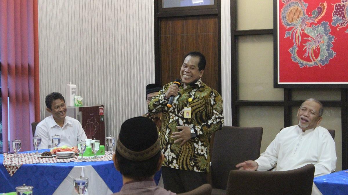 Eratkan Silaturahmi, Fakultas Teknik Gelar Buka Puasa Bersama Rektor