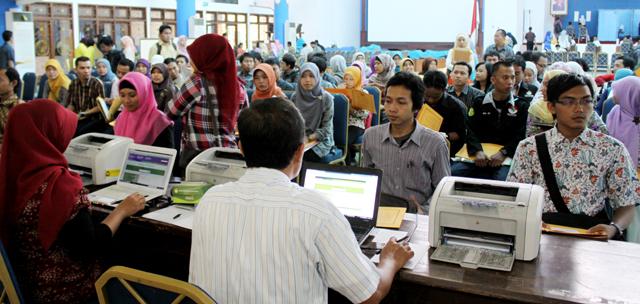 306 Mahasiswa PPG Lakukan Registrasi