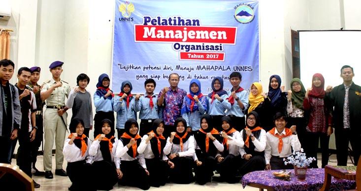 27 Mahapala UNNES Pelatihan Manajemen Organisasi