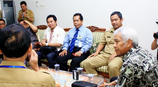 Pendistribusian Naskah UN Wilayah Jateng Lancar