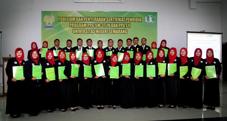 Lulusan PPG SM3T UNNES Agen Pembenahan Pendidikan Indonesia