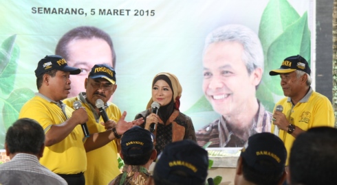 LP2M Bersama Yayasan Damandiri  Kembangkan Posdaya