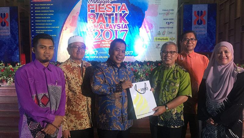 Rektor UNNES Pembicara Kunci di Universitas Malaysia Kelantan