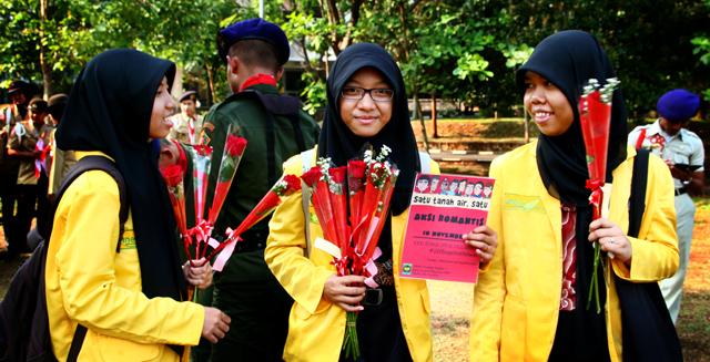 1.000 Bunga Untuk Pahlawan