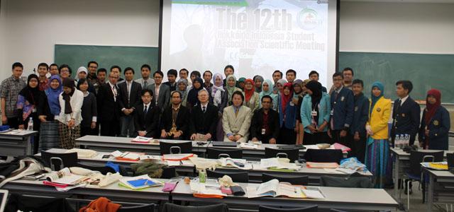 Mahasiswa Bidikmisi Unnes Presentasikan Karya Ilmiah di Jepang