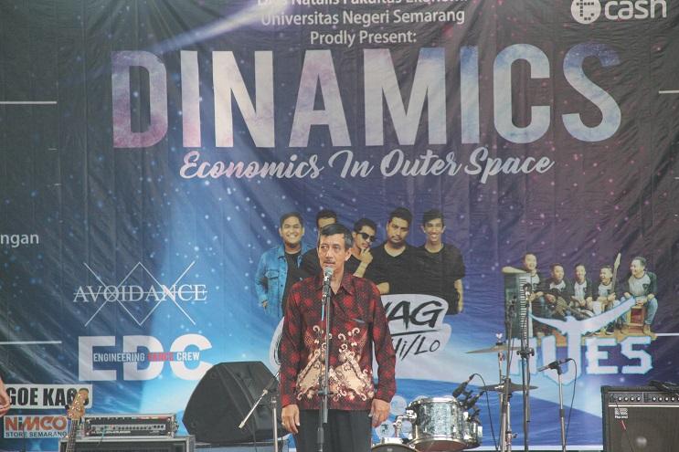 Rayakan Dies Natalis ke-11, Fakultas Ekonomi Siap Dukung Visi UNNES