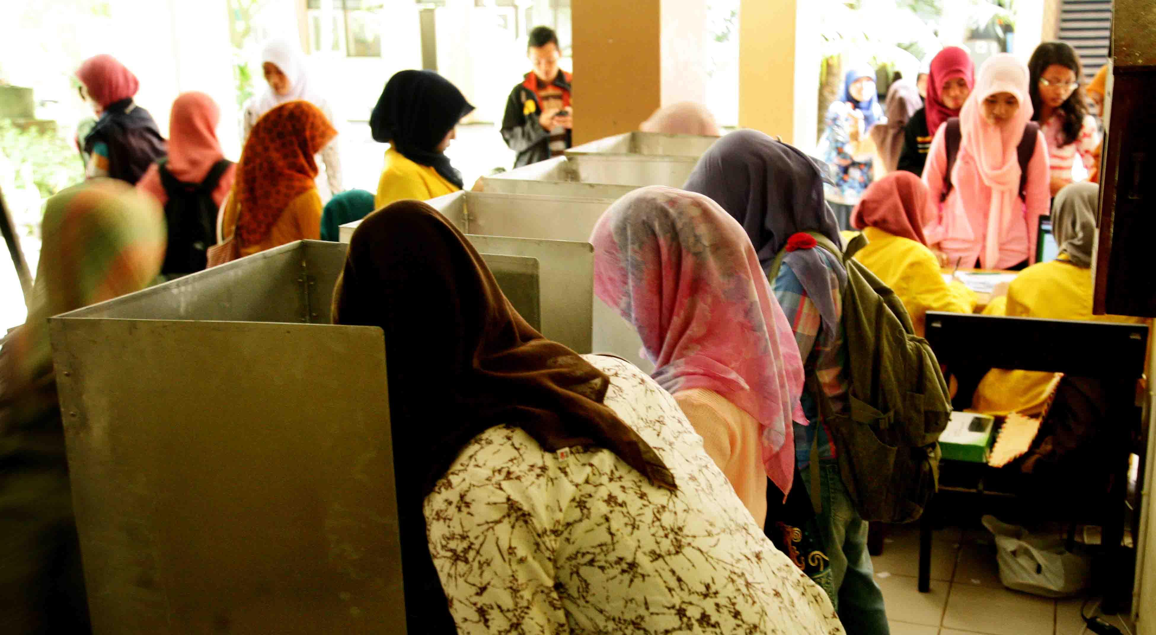 Hari Ini Pemilihan Presiden Mahasiswa, KPU Siapkan 25 TPS