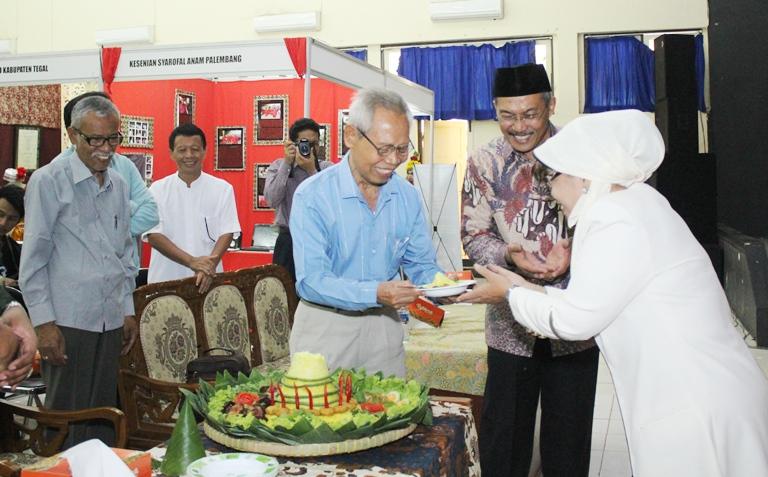 Unnes Gelar Indonesian Art-chipelago 2015