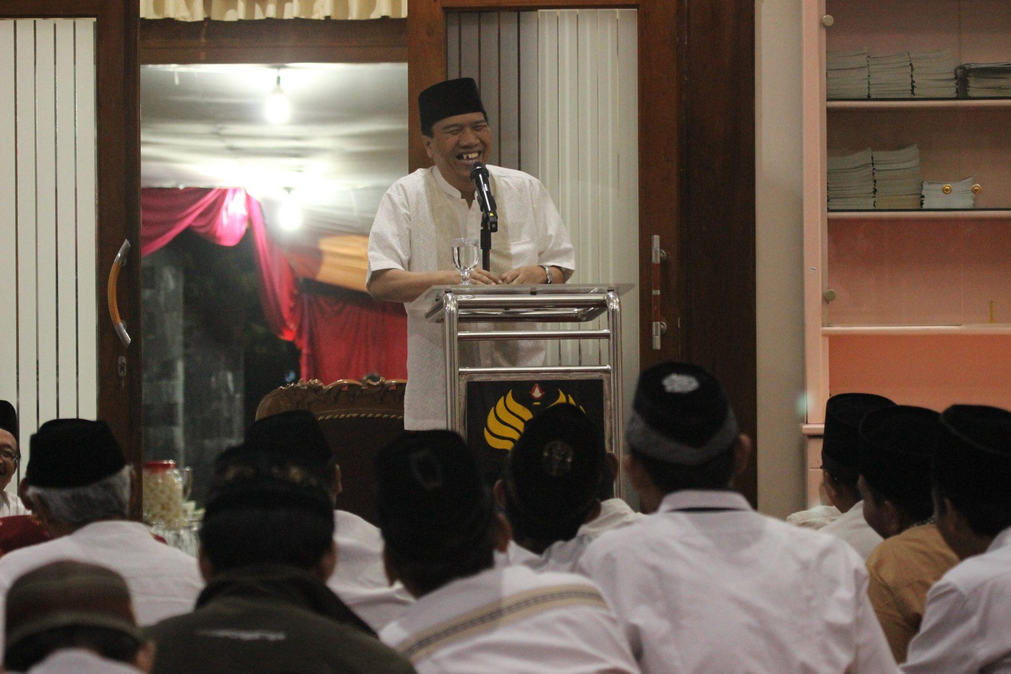 Nuzulul Quran, Prof Yos Johan  Ajak Tingkatkan  Kualitas SDM