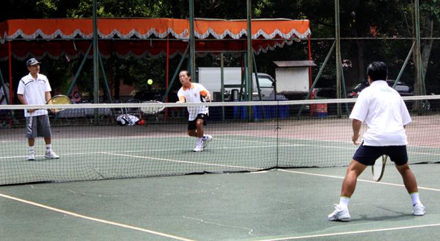 Pascasarjana Tenis Open