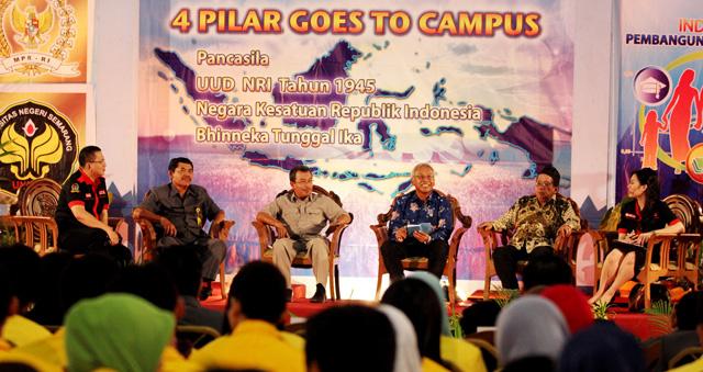 IPM Indonesia Rendah, Mahasiswa Khawatir
