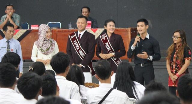 SMAN 11 Tangerang Selatan Kunjungi Unnes