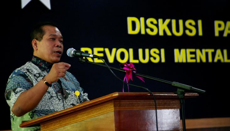Prof Fathur: Mari Merevolusi Semangat Kerja Terstruktur