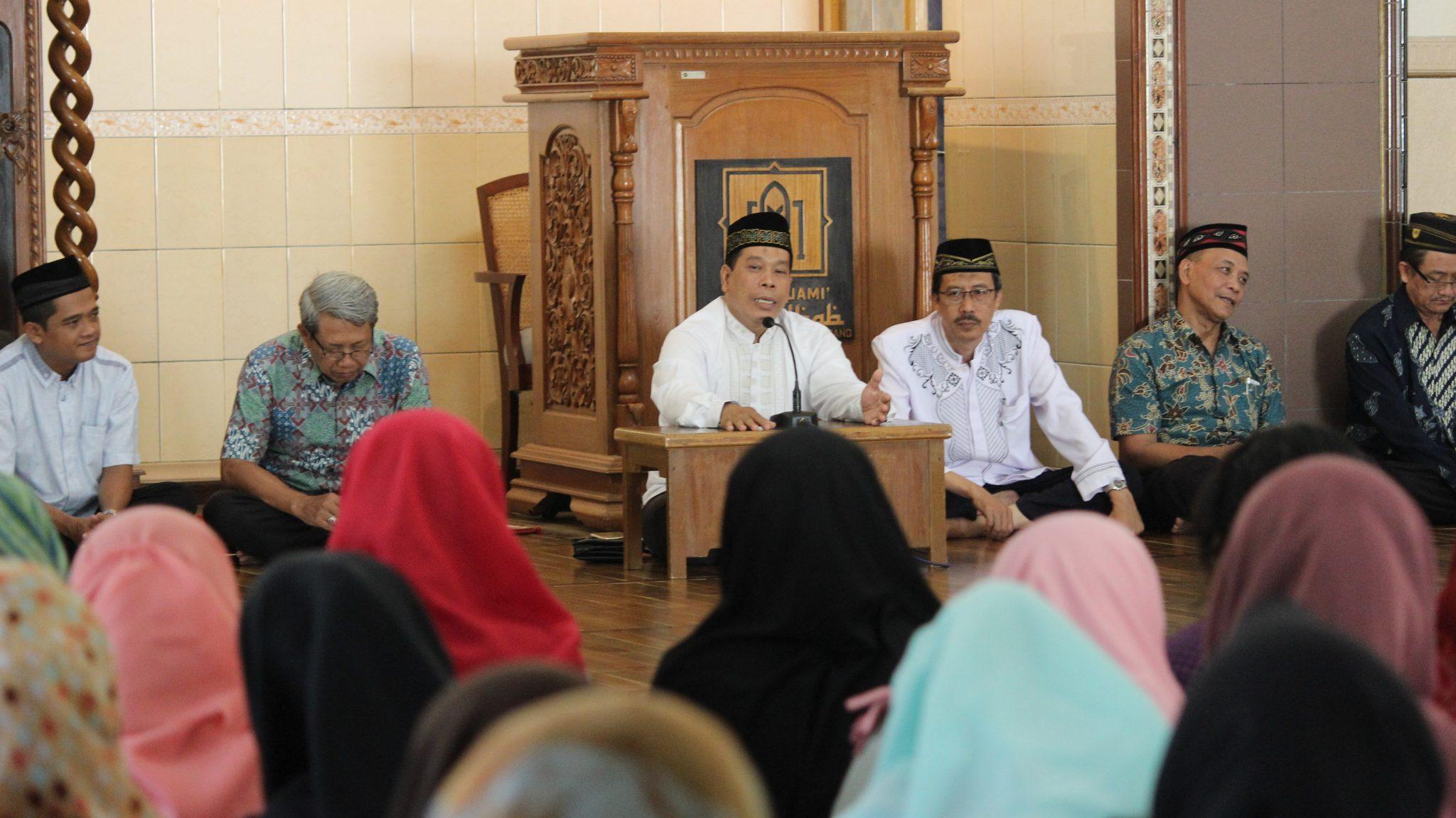 Silaturahmi dengan Mahasiswa Baru Penerima Bidikmisi, Rektor UNNES: Mahasiswa Bidikmisi Spesial