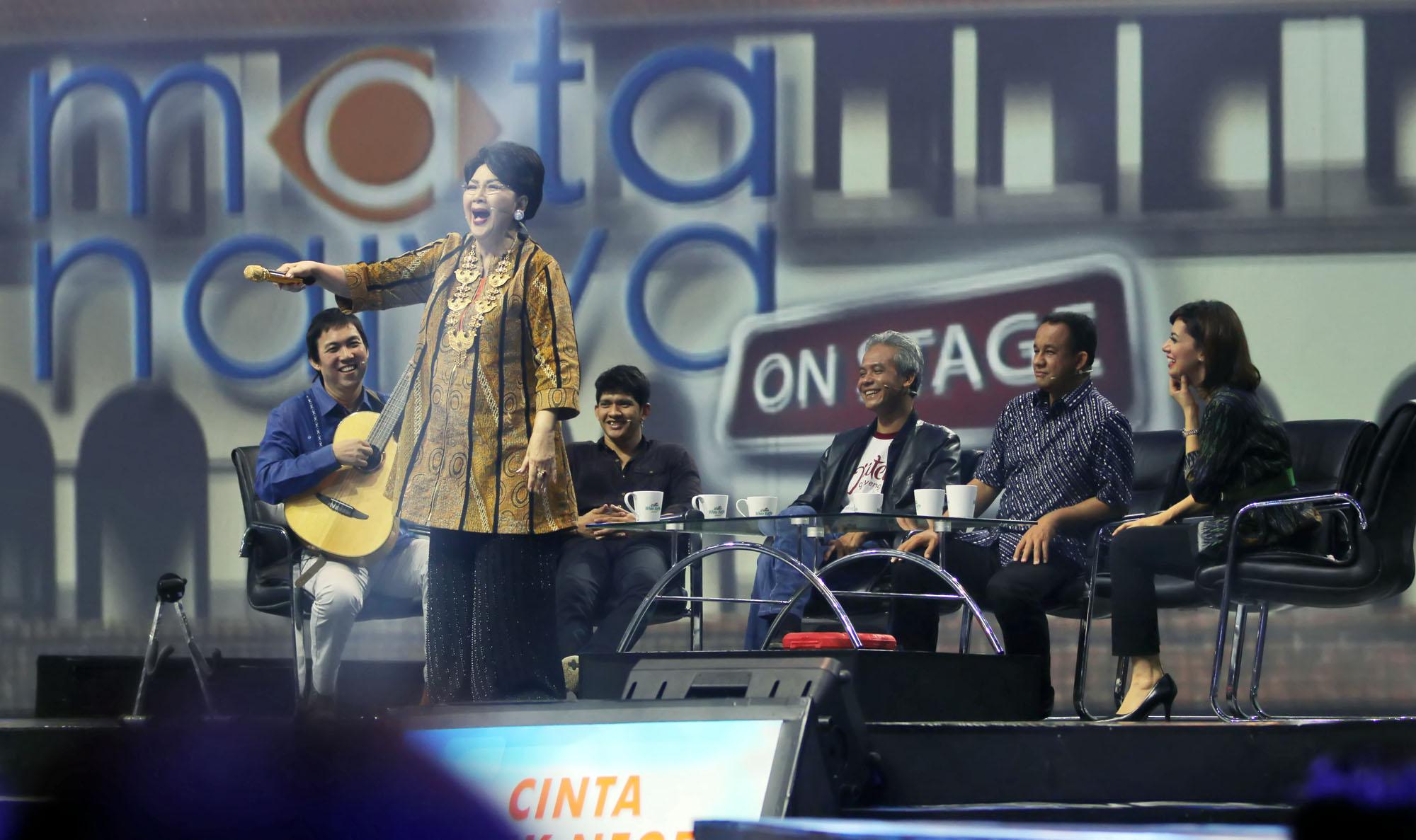 Mata Najwa on Stage Dipadati Belasan Ribu Penonton