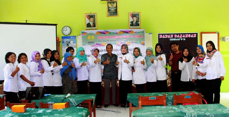 Pendidik Profesional dan Berkarakter, Mengajar dengan 5 H