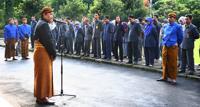 FBS Unnes Apel Berbahasa Jawa