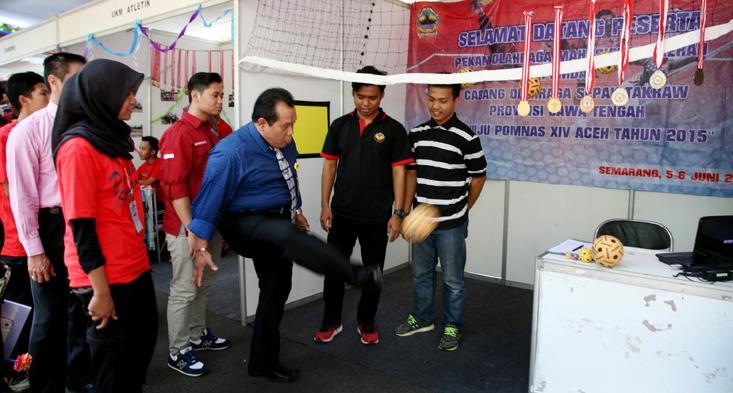 55 UKM Ramaikan Unnes Fair