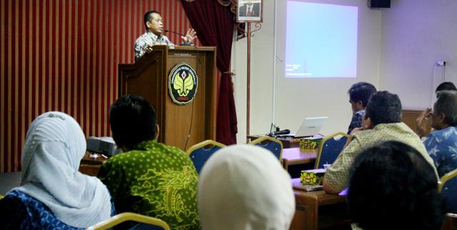 Rektor: Mengacu Renstra, Bersama Tingkatkan Kinerja