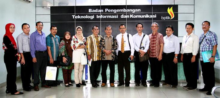 Universitas Bengkulu Studi Banding ke Unnes