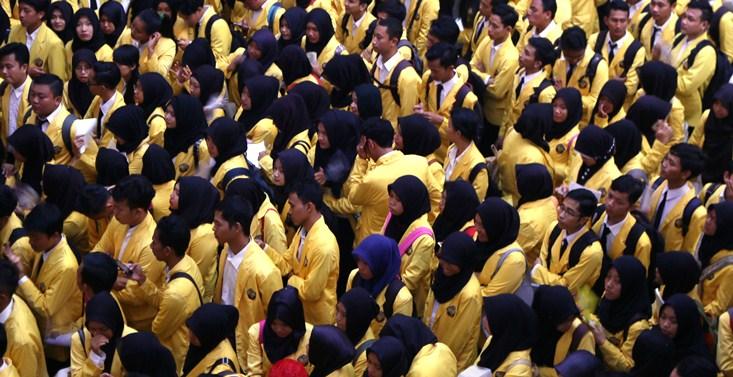 Lebih Dari Dua Ribu Mahasiswa UNNES Unjuk Prestasi Paparkan Proposal KKN