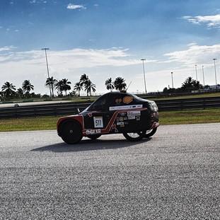 Mobil Pancanaka Tim Pandawa UNNES Bertekad Raih Juara dalam Kontes Mobil Hemat Energi (KMHE) 2021