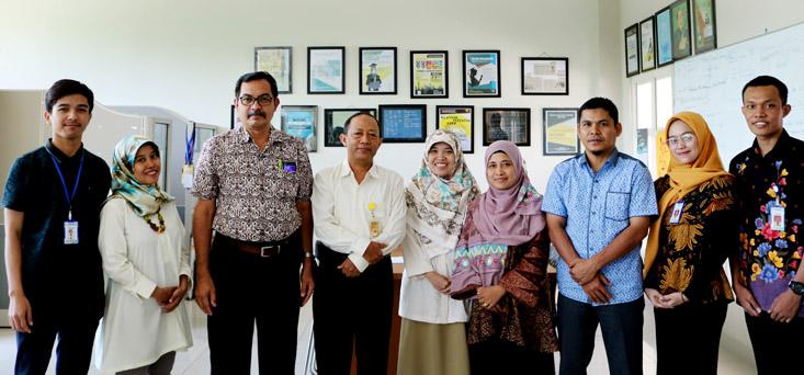 Diskusi Terfokus, Tim Pusat Bimbingan dan Konseling Unimal Aceh Kunjungi UNNES