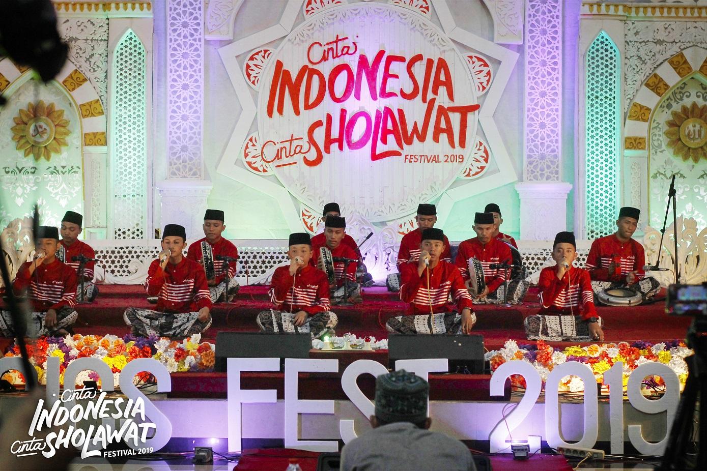 40 Grup Rebana Terbaik di Pulau Jawa Ikuti CICS Fest. 2019