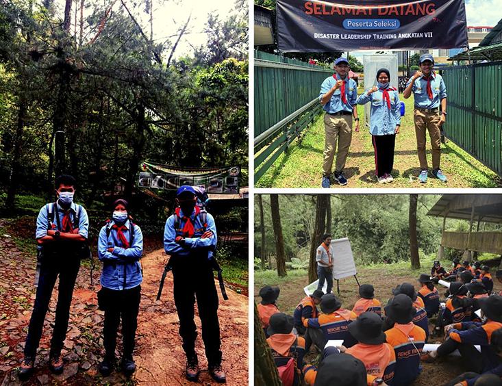 Tiga Anggota MAHAPALA UNNES Ikuti Disaster Leadership Training (DLT) Batch VII