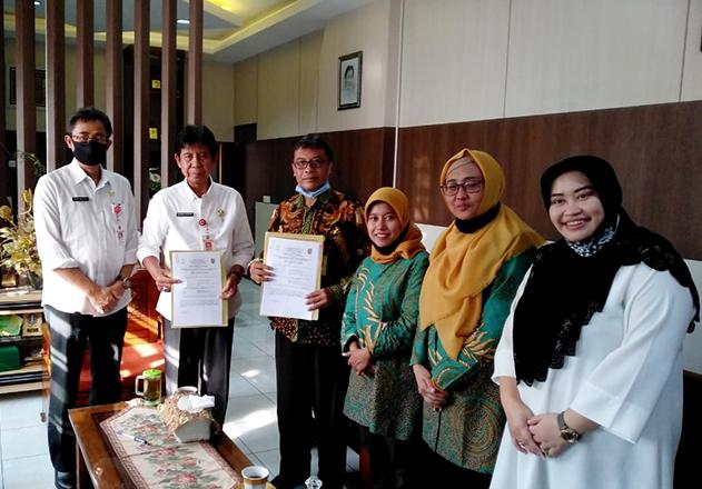 Implementasikan Program Kampus Merdeka, FIP Tandatangani MoA dengan Disdik Kota Semarang