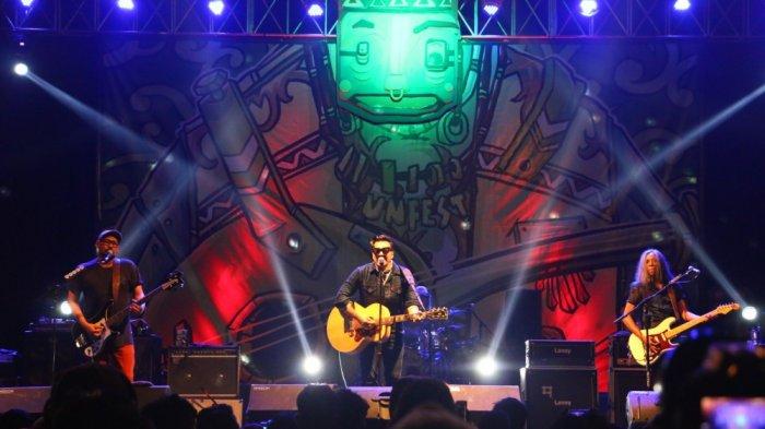 Meriahkan Dies Natalis UNNES, Unfest hadirkan Naif Dan Payung Teduh