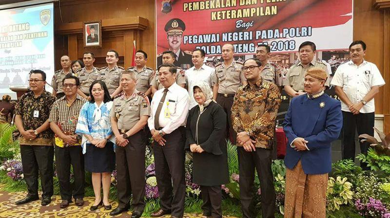 Persiapan Pensiun Polisi, Polda Jateng Kerja Sama dengan UNNES