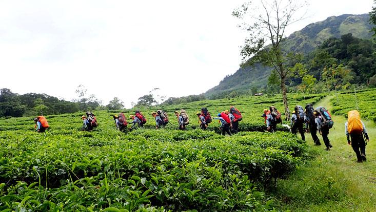 11 Calon Anggota Mahapala UNNES Ikuti Pendidikan dan Latihan