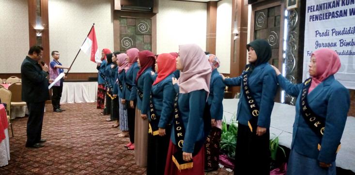 16 Konselor Lulusan UNNES Dilantik Ketua Ikatan Konselor Indonesia