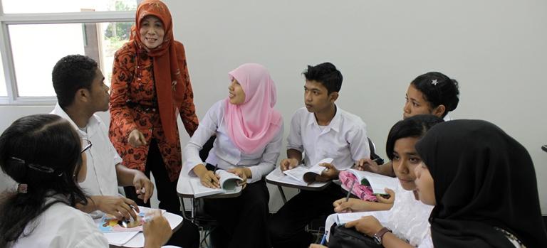 Pendidikan Guru Sekolah Dasar (S1)