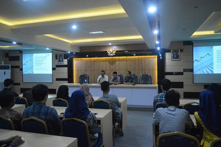 Pembekalan Program Magang Mahasiswa Bersertifikat (PMMB) Batch 1/2020
