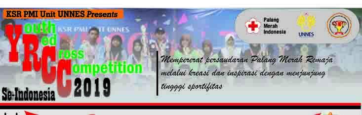 KSR PMI Unit UNNES Selenggarakan YRCC se-Indonesia 2019