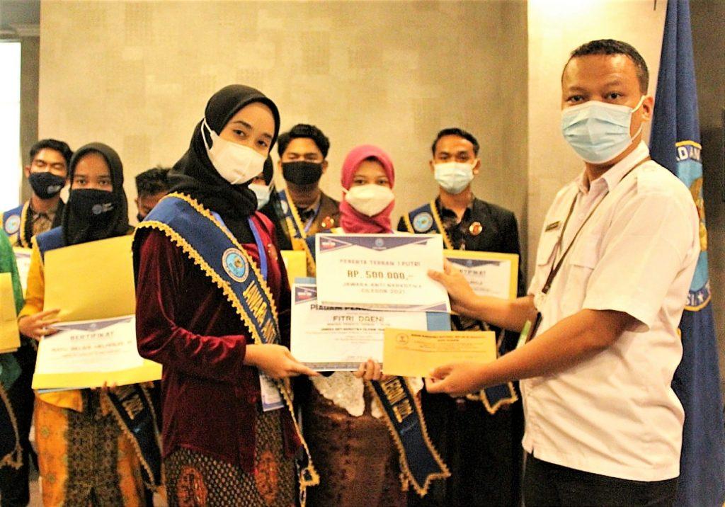 Mahasiswa Prodi Ilmu Lingkungan FMIPA UNNES Juara 1 Jawara Anti Narkoba