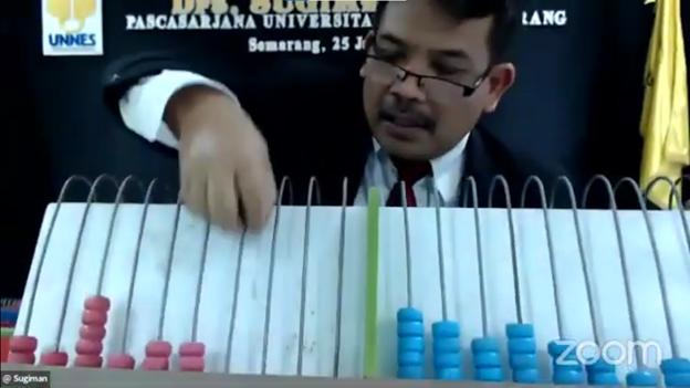 Dr Sugiman MSi Raih Gelar Doktor Berkat Ciptakan Alat Peraga Bagi Anak Berkebutuhan Khusus
