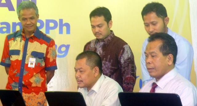 Rektor Unnes Didapuk Jadi Anutan Wajib Pajak