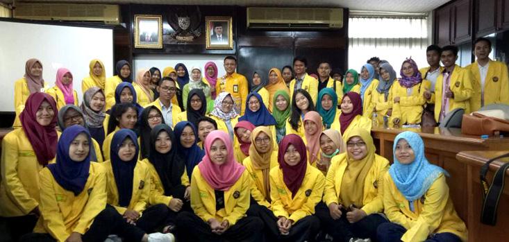 Mahasiswa Pendidikan IPS UNNES Kuliah di Suara Merdeka