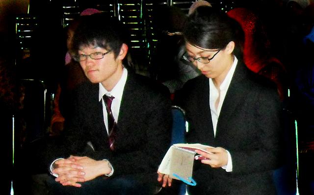 Dua Mahasiswa Jepang PPL di Unnes
