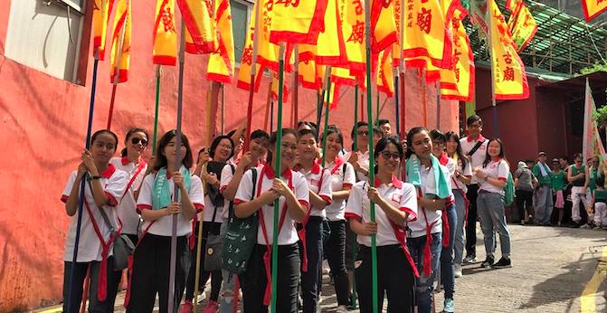 Mahasiswa FE UNNES Jadi Delegasi di Makau