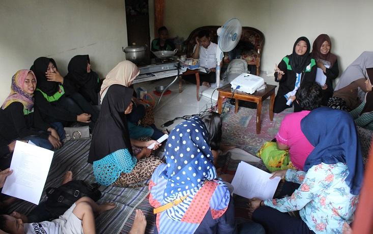 Bantu Optimalkan Potensi Lokal, Tim KKN Alternatif Kelurahan Gunungpati Luncurkan SiAle dan SiSole