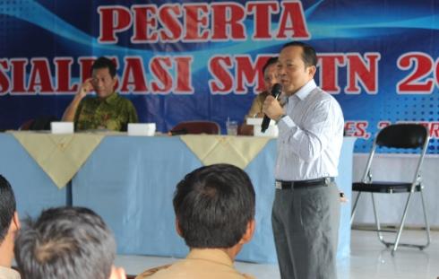 Unnes Sosialisasikan SNMPTN di Delapan Kabupaten/Kota