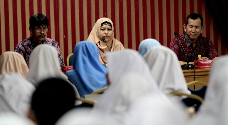 Kembali, Beberapa Sekolah di Yogyakarta dan Jawa ke UNNES