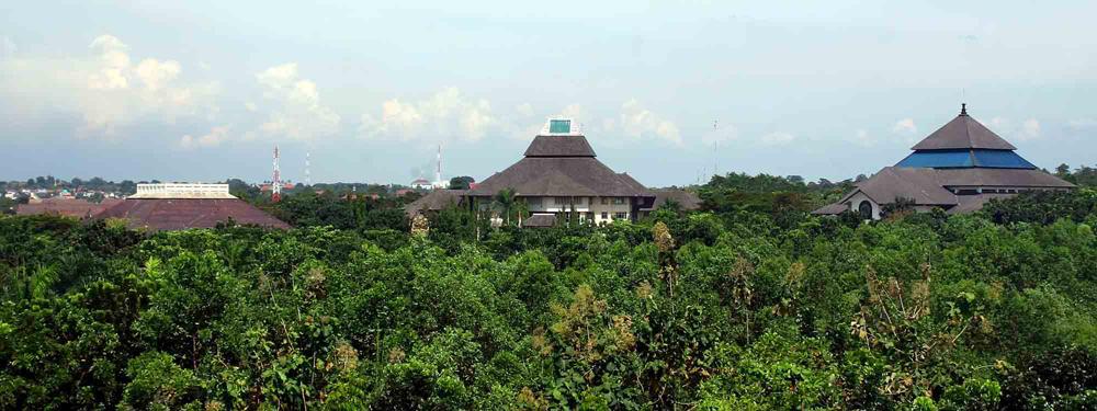 Unnes Kampus Terhijau Ketiga di Indonesia