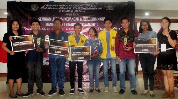 Mahasiswa FE Unnes Juara I Nasional Investment Analysis Competition
